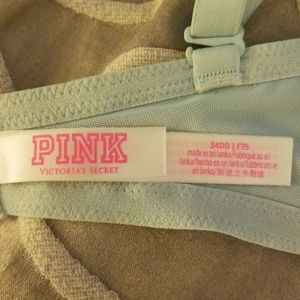 PINK Victoria's Secret Intimates & Sleepwear - NWOT PINK Wear Everywhere t-shirt bra